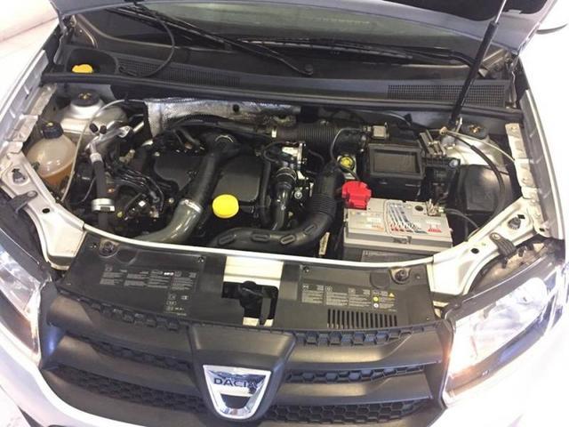 foto 5 del Dacia Sandero dCi 90 Stepway 66 kW (90 CV)