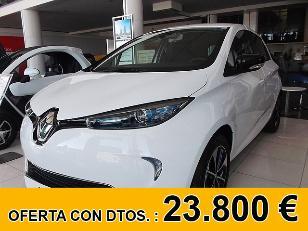 Renault Zoe Intens 65 kW (88 CV)