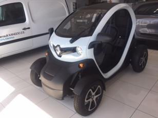 RENAULT Twizy Intens White 80 Flexi 13 kW (17 CV)  de ocasion en Málaga