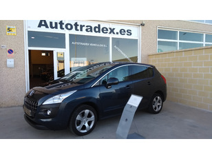 Peugeot 3008 2.0 HDI Allure Aut. 120 kW (163 CV)  de ocasion en Toledo