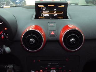 Foto 4 de Audi A1 Sportback 1.6TDI Ambition 77kW (105CV)