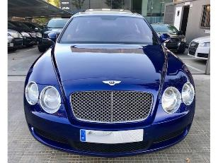 Foto 4 de Bentley Continental Flying Spur 411 kW (552 CV)