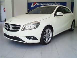 Mercedes-Benz Clase A 180 CDI BlueEFFICIENCY AMG Sport 80 kW (109 CV)  de ocasion en Alicante