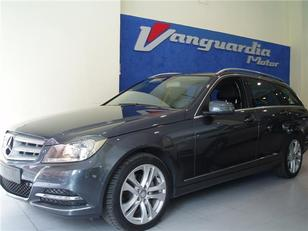 Foto 1 Mercedes-Benz Clase C Estate 200 CDI Avantgarde Blue Eff. Ed. 100 kW (136 CV)