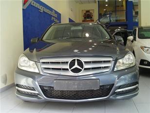 Foto 1 de Mercedes-Benz Clase C Estate 200 CDI Avantgarde Blue Eff. Ed. 100 kW (136 CV)