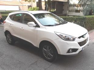 Foto 2 de Hyundai ix35 1.7 CRDI Tecno Star 4x2 85kW (115CV)