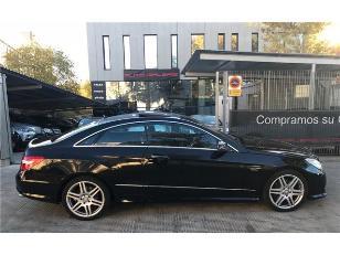 Foto 1 de Mercedes-Benz Clase E E 350 CDI Coupe Blue Efficiency Avantgarde 170 kW (231 CV)