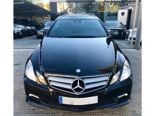 Foto 2 de Mercedes-Benz Clase E E 350 CDI Coupe Blue Efficiency Avantgarde 170 kW (231 CV)