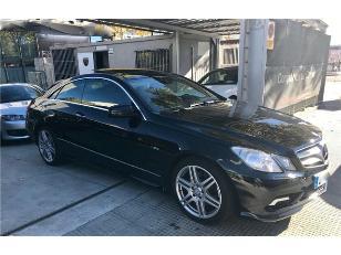 Foto 4 de Mercedes-Benz Clase E E 350 CDI Coupe Blue Efficiency Avantgarde 170 kW (231 CV)