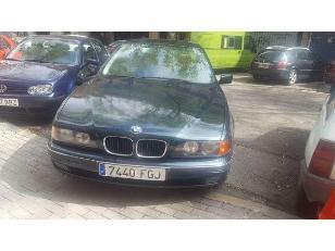 Foto 4 de BMW Serie 5 523iA 125 kW (170 CV)