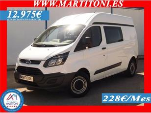 Ford Transit Mixto Kombi FT 330 92 kW (125 CV)
