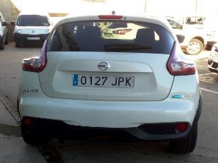 Foto 2 de Nissan Juke 1.5dCi Acenta 4x2 81 kW (110 CV)