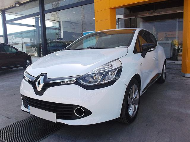 Foto 1 Renault Clio dCi 90 Limited Energy 66 kW (90 CV)