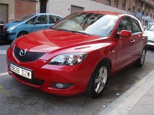 Mazda Mazda 3 1.6 CRTD Sportive 80 kW (109 CV)  de ocasion en Alicante