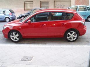 Foto 2 de Mazda Mazda 3 1.6 CRTD Sportive 80 kW (109 CV)