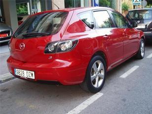 Foto 4 de Mazda Mazda 3 1.6 CRTD Sportive 80 kW (109 CV)