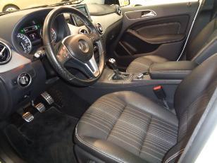 Foto 1 de Mercedes-Benz Clase B B 200 115 kW (156 CV)