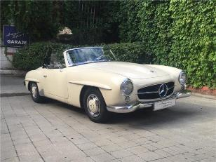 Mercedes-Benz 190 SL 105CV