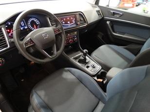 Foto 3 de SEAT Ateca 1.0 TSI St&Sp Ecomotive Style 85 kW (115 CV)
