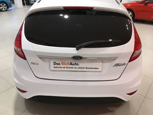 Foto 3 de Ford Fiesta 1.6 TDCI DPF Titanium 70kW (95CV)