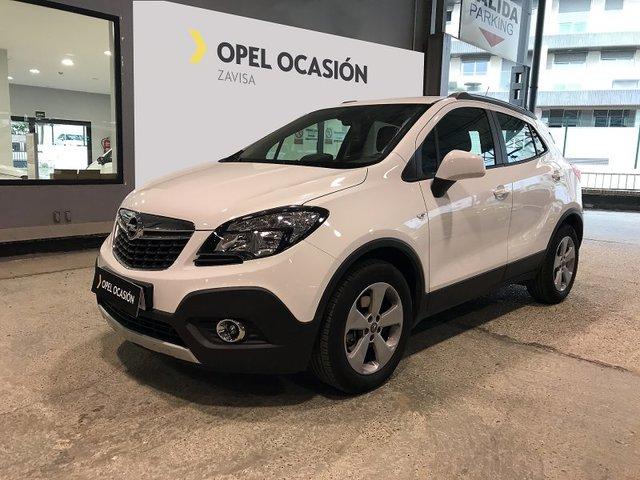 foto 3 del Opel Mokka 1.6 CDTi S&S Selective 4X2 100 kW (136 CV)