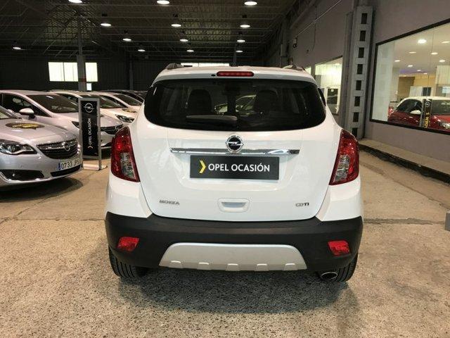 foto 6 del Opel Mokka 1.6 CDTi S&S Selective 4X2 100 kW (136 CV)