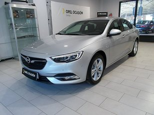 Foto 1 de Opel Insignia GS 2.0 CDTi Turbo D Excellence 125 kW (170 CV)