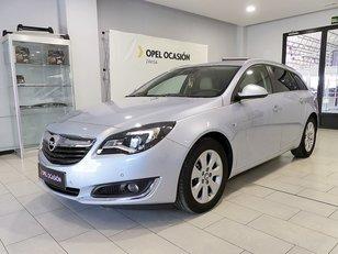 Foto 1 de Opel Insignia Sports Tourer 1.6 CDTI Selective Auto 100 kW (136 CV)