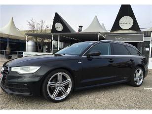Foto 2 de Audi A6 Avant 3.0 TDI Multitronic 150 kW (204 CV)