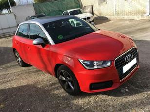 Audi A1 Sportback 1.4 TDI Adrenalin2 66 kW (90 CV)  de ocasion en Madrid