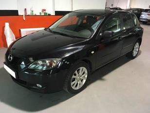 Mazda Mazda 3 1.6 CRTD Active+ 80kW (109CV)  de ocasion en Madrid