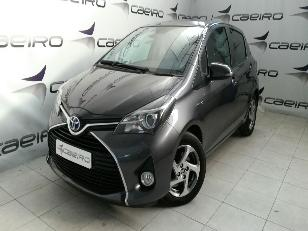 Toyota Yaris 1.5 Hybrid Feel 74 kW (100 CV)  de ocasion en Coruña