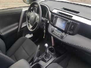 Foto 3 de Toyota Rav4 150D 2WD Advance 105 kW (143 CV)