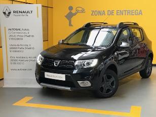 Dacia Sandero dCi 90 Stepway 66 kW (90 CV)  de ocasion en Madrid