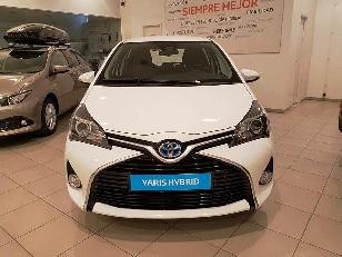 Foto 2 de Toyota Yaris 1.5 Hybrid Active 74kW (100CV)