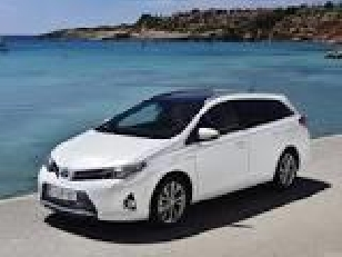 Foto 4 de Toyota Auris Touring Sports 140H Feel! 100kW (136CV)