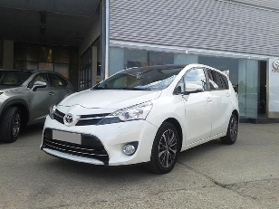 Foto 1 de Toyota Verso 115D Advance 7 Plazas 82 kW (112 CV)