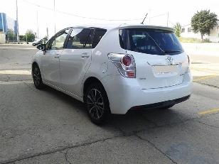 Foto 4 de Toyota Verso 115D Advance 7 Plazas 82 kW (112 CV)