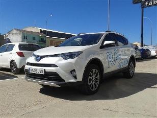 Foto 1 de Toyota Rav4 2.5l hybrid 2WD Advance 145 kW (197 CV)
