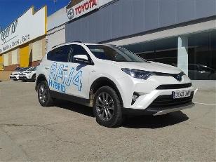 Foto 3 de Toyota Rav4 2.5l hybrid 2WD Advance 145 kW (197 CV)