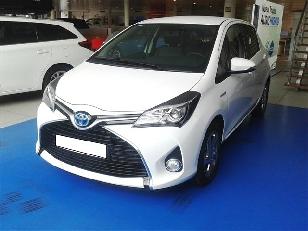 Toyota Yaris 1.5 Hybrid Feel 74 kW (100 CV)  de ocasion en Salamanca