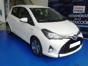 Foto 2 de Toyota Yaris 1.5 Hybrid Feel 74 kW (100 CV)
