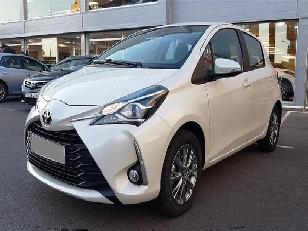 Toyota Yaris 1.3 Active 73 kW (99 CV)  de ocasion en Zamora