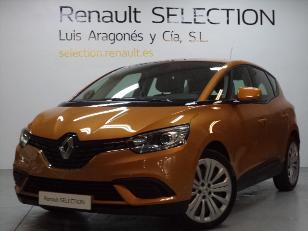 Renault Scenic dCi 95 Life Energy 70 kW (95 CV)