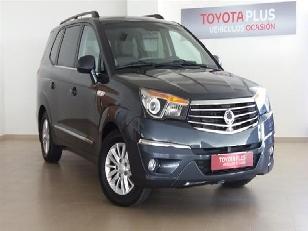 Foto 1 de Ssangyong Rodius D22T Premium Aut 131 kW (178 CV)