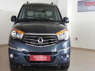 Foto 2 de Ssangyong Rodius D22T Premium Aut 131 kW (178 CV)