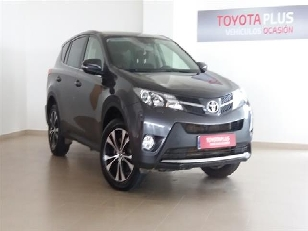 Toyota Rav4 120D Advance AWD 91kW (124CV)