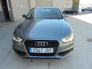 Audi A4 2.0 TDI CD Multitronic S-line Edition 110kW (150CV)  de ocasion en Madrid