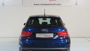 Foto 4 de Audi A1 Sportback 1.4 TDI Ultra Adrenalin 66 kW (90 CV)