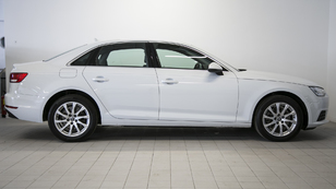 Foto 2 de Audi A4 2.0 TDI 110 kW (150 CV)